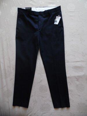 Брюки slim деми-зима мужские H&M размер 36R идет на 50-50 .