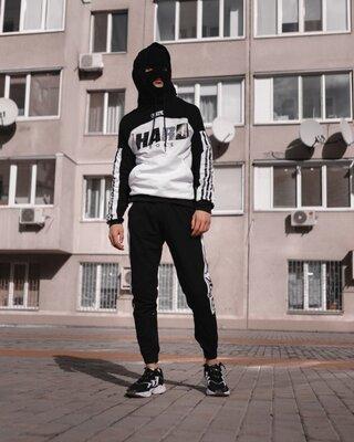Спортивный костюм Killer A весенний Черно-Белый