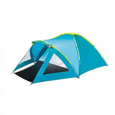 BW Палатка 68090 трёхместная, с навесом