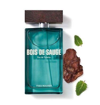 Продано: Туалетная Вода Bois de Sauge Ив Роше, 100мл Новинка