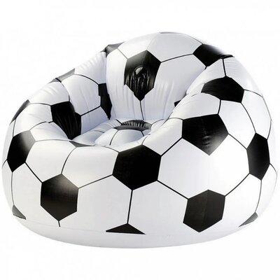 BW Кресло надувное 75010 Футбольный мяч