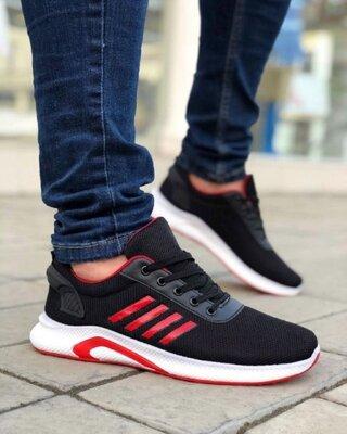 Мужская Обувь Адидас 450 черные