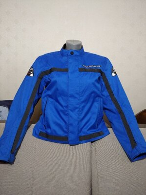 Мото спорт, байк текстиль куртка Hein Gericke, р S