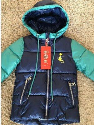 Продано: Куртки парки деми 2, 3, 4, 5 лет 4 цвета
