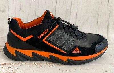 Кроссовки Кожаные Мужские Adidas