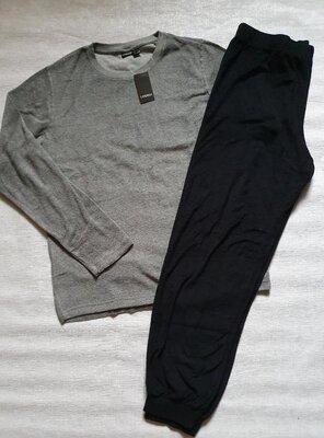Махровая пижама livergy размер l