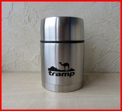 Дорожные термосы для еды TRAMP. Супер качественные и надёжные.