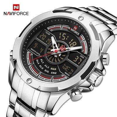Классические мужские наручные часы Naviforce 9170 по супер цене Гарантия