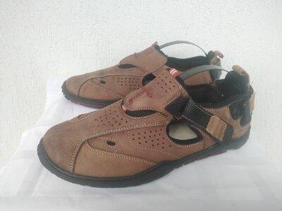 Туфли,босоножки кожанние Gallus р.40-40.5