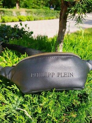 Бананка черная Philipp Plein D36