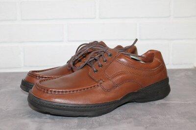 Продано: Clarks комфортные кожаные мокасины/топсайдеры/туфли 44 размер