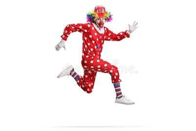 костюм клоуна универсальный