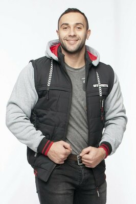 Продано: Стильная мужская демисезонная куртка жилетка 2 в 1