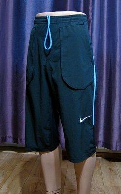 Шорты удлиненные бриджи Nike Fit