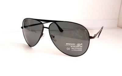 Солнцезащитные очки мужские boguan. Линзы cтекло. ч 811