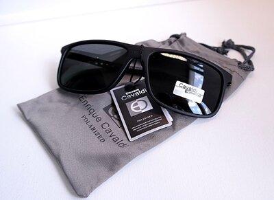 Солнцезащитные, поляризованные, мужские очки сavaldi, матовые 68010