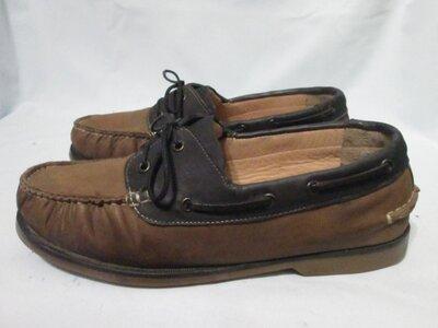 Туфли Топсайдеры мужские Samuel Windsor 42 размер