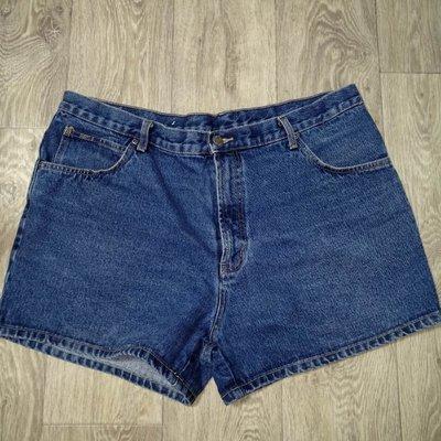 Шорты джинсовые мужские 56 размер W40 Brams германия