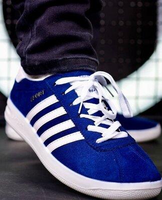 Кросівки чоловічі TrioShoes Trio Sport у стилі Adidas 44 45 кроссовки мужские