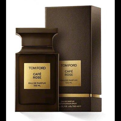 Tom Ford Cafe Rose унисекс 100 ml парфюмерная вода