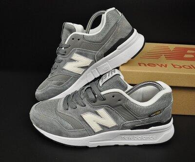 Мужские кроссовки New Balansce 997Н новинка р. 41-46 серые