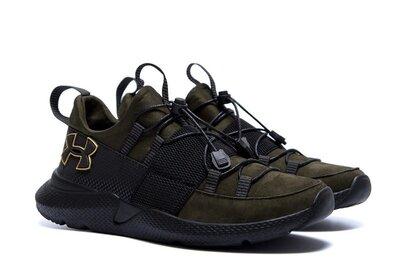 Кожаные мужские кроссовки Model-AR63