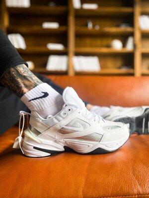 Мужские Кроссовки Nike M2K Tekno Essential Metalick AAA 40-41-42-43-44-45