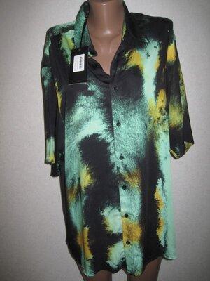 Вискозная рубашка Faded размер XL.