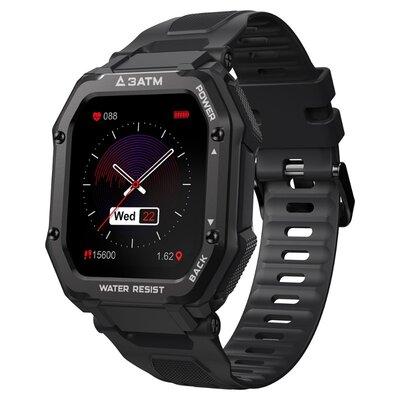 Kospet Rock лучшие противоударные смарт часы с измерением давления и уровня кислорода в крови
