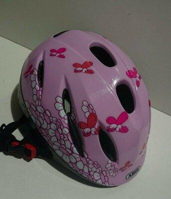 Детский велошлем из Германии.