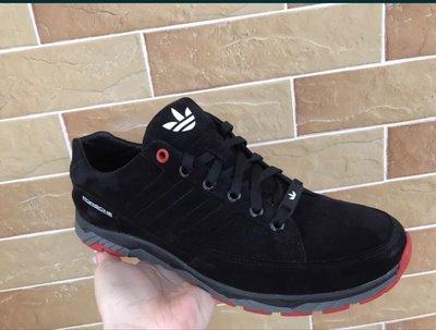 Р.40 Мужские Натуральные замшевые кроссовки кросы адидас Adidas молодежные