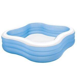 Детский надувной бассейн «Акварена» Intex 57495 229 229 56 см
