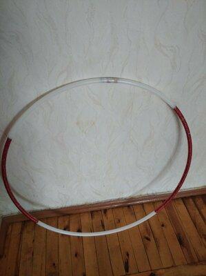 Обруч для художественной гимнастики. Sasaki 85 см.