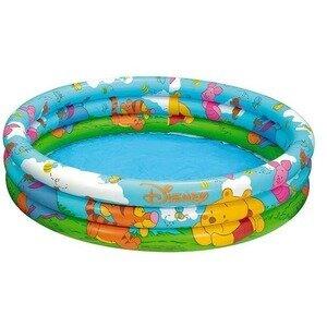 Продано: Детский надувной бассейн Intex 58915 «Винни Пух», 147 33 см
