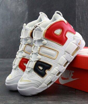 Чоловічі кросівки Nike Air More Uptempo 41-45