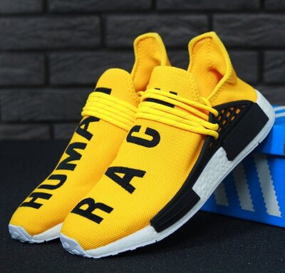 Чоловічі кросівки Adidas x Pharrell Williams Human Race NMD 41-45