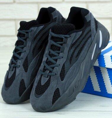 Унісекс жіночі чоловічі кросівки Adidas Yeezy Boost 700 36-45