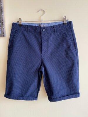 Продано: Класні на літо чоловічі шорти, 33 L розмірPrimark.