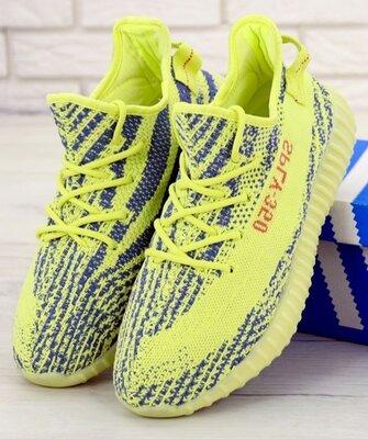 Чоловічі кросівки Adidas Yeezy Boost 350 41-45