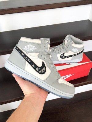 Мужские кроссовки 10304 Nike Air Jordan Dior