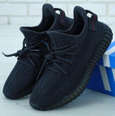 Чоловічі кросівки Adidas Yeezy Boost 350 41-45 Рефлектив