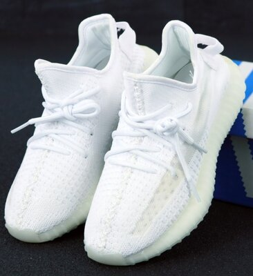 Унісекс жіночі чоловічі кросівки Adidas Yeezy Boost 350 36-45