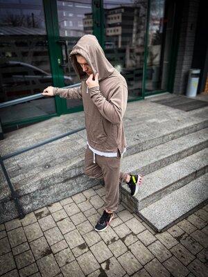 мужской костюм Asos oversize 2021 турецкая двунитка , 6 цветов
