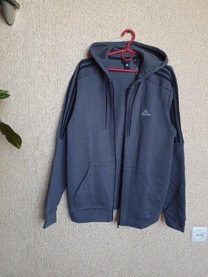Спортивная кофта, толстовка с капюшоном Adidas, оригинал