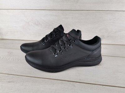Супер цена Мужские кожаные кроссовки весна- осень