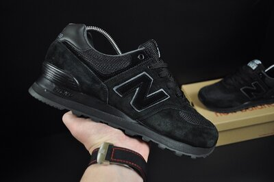 Кроссовки мужские New Balance black, 41-46р