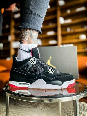 Кроссовки Nike Air Jordan 4 Retro Og 'Bred'