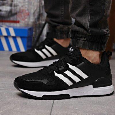 Кроссовки мужские 18284 Adidas Zx 700 HO, черные