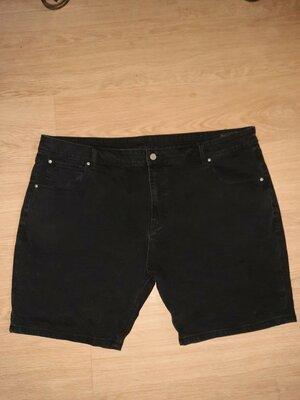 Шорты джинсовые Asos 3XL-4XL