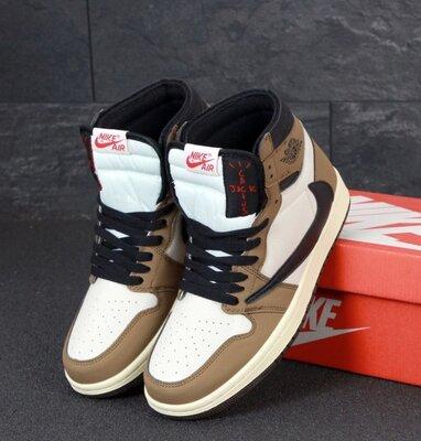 Чоловічі кросівки Nike Air Jordan 1 Retro 41-45
